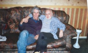 with Tom McCausley